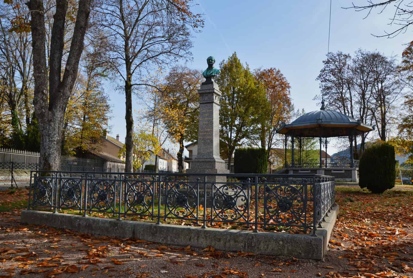 Kiosque de Granges-Aumontzey
