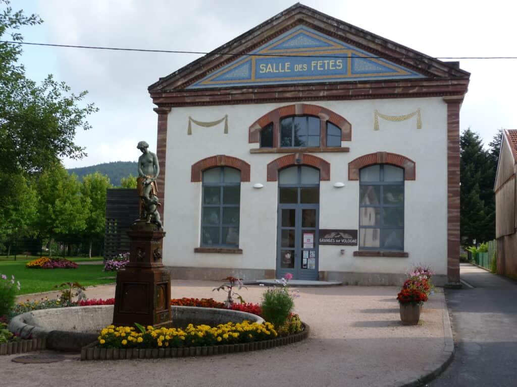 Salle Des Fêtes de Granges-Aumontzey