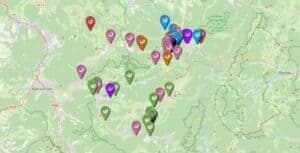 Carte Hautes Vosges des services disponible durant le confinement