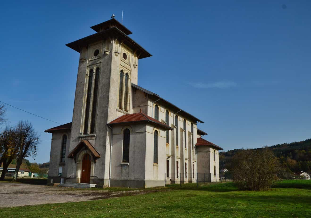 Chapelle d'Aumontzey