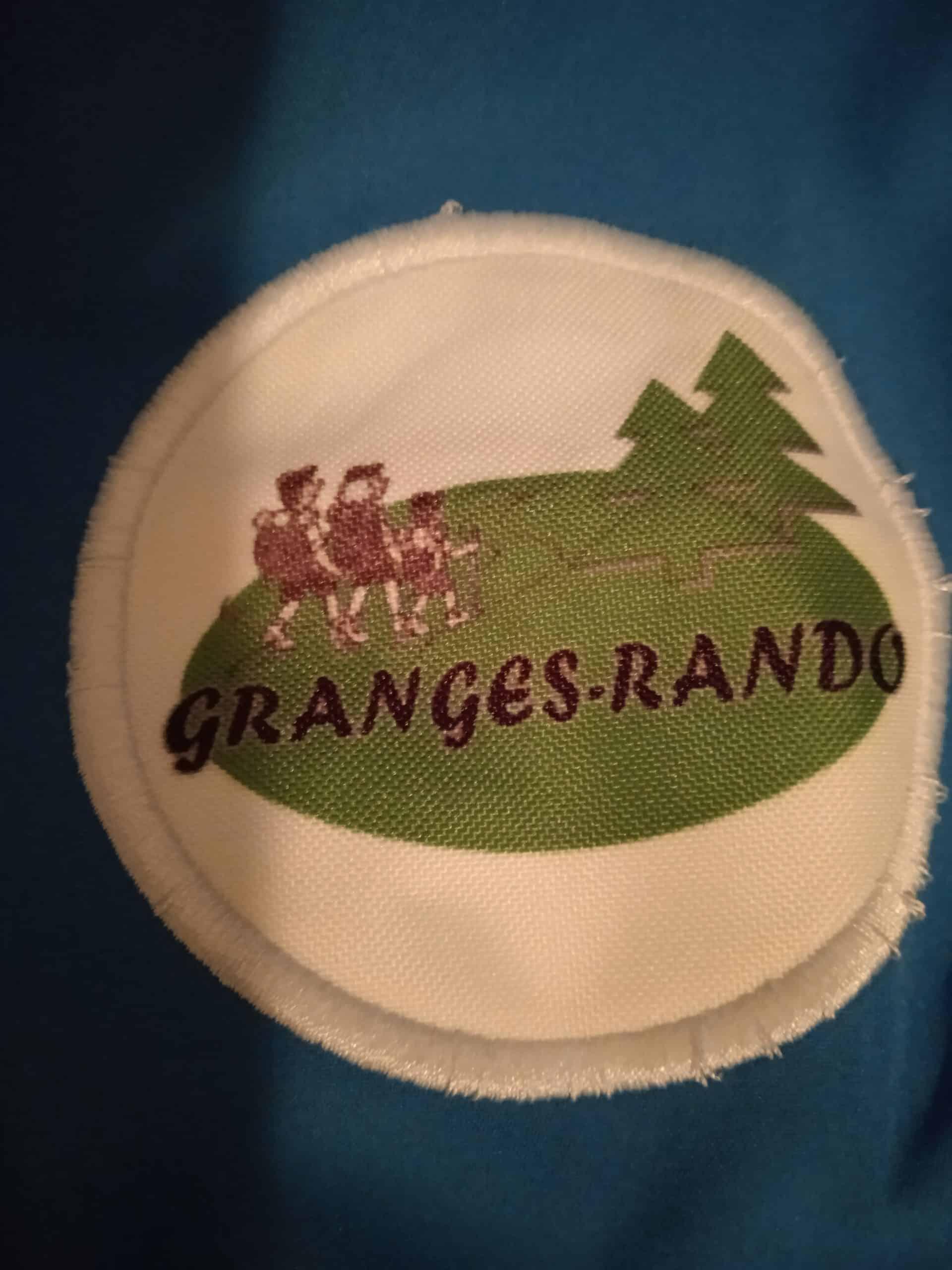 GRANGES RANDO Granges-Aumontzey