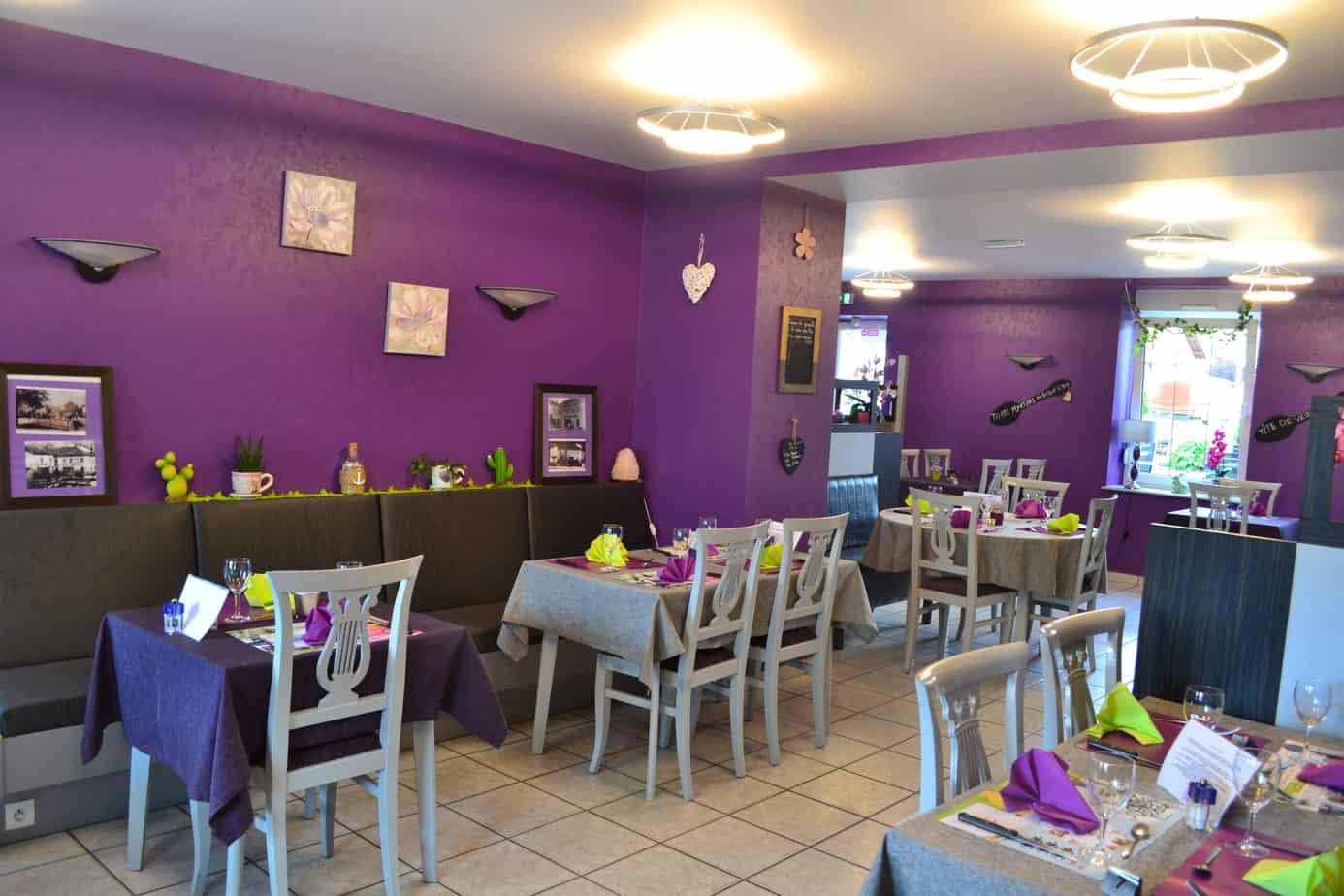 Restaurant la petite myrtille Granges-Aumontzey