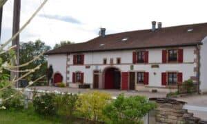 GITE D'AUMOUGE Granges-Aumontzey
