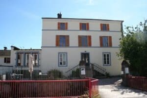 La Tulipe Orange Granges-Aumontzey