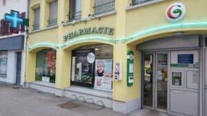 Pharmacie COLIN Granges-Aumontzey