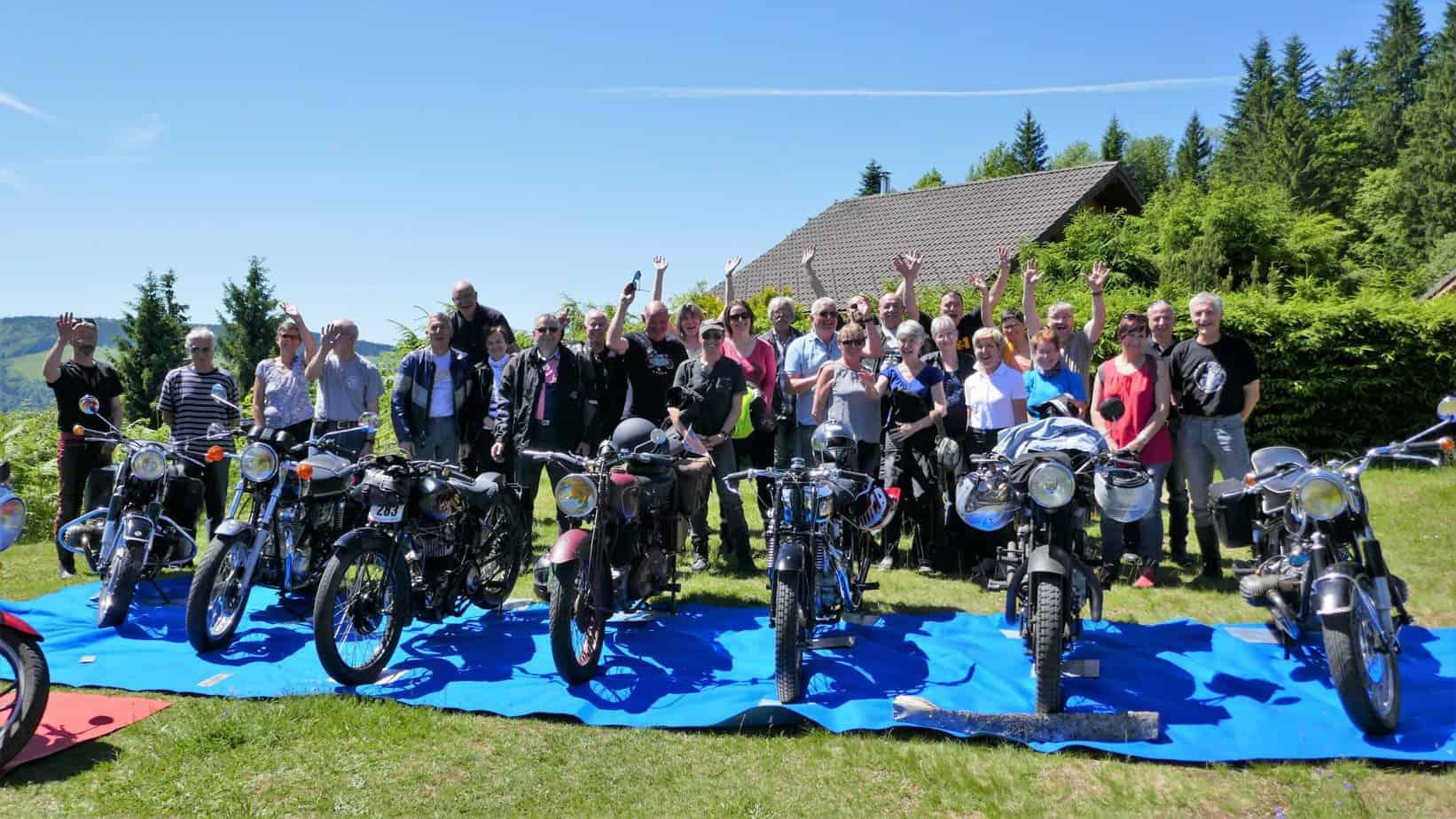 Amateurs de Motos anciennes de Granges-Aumontzey