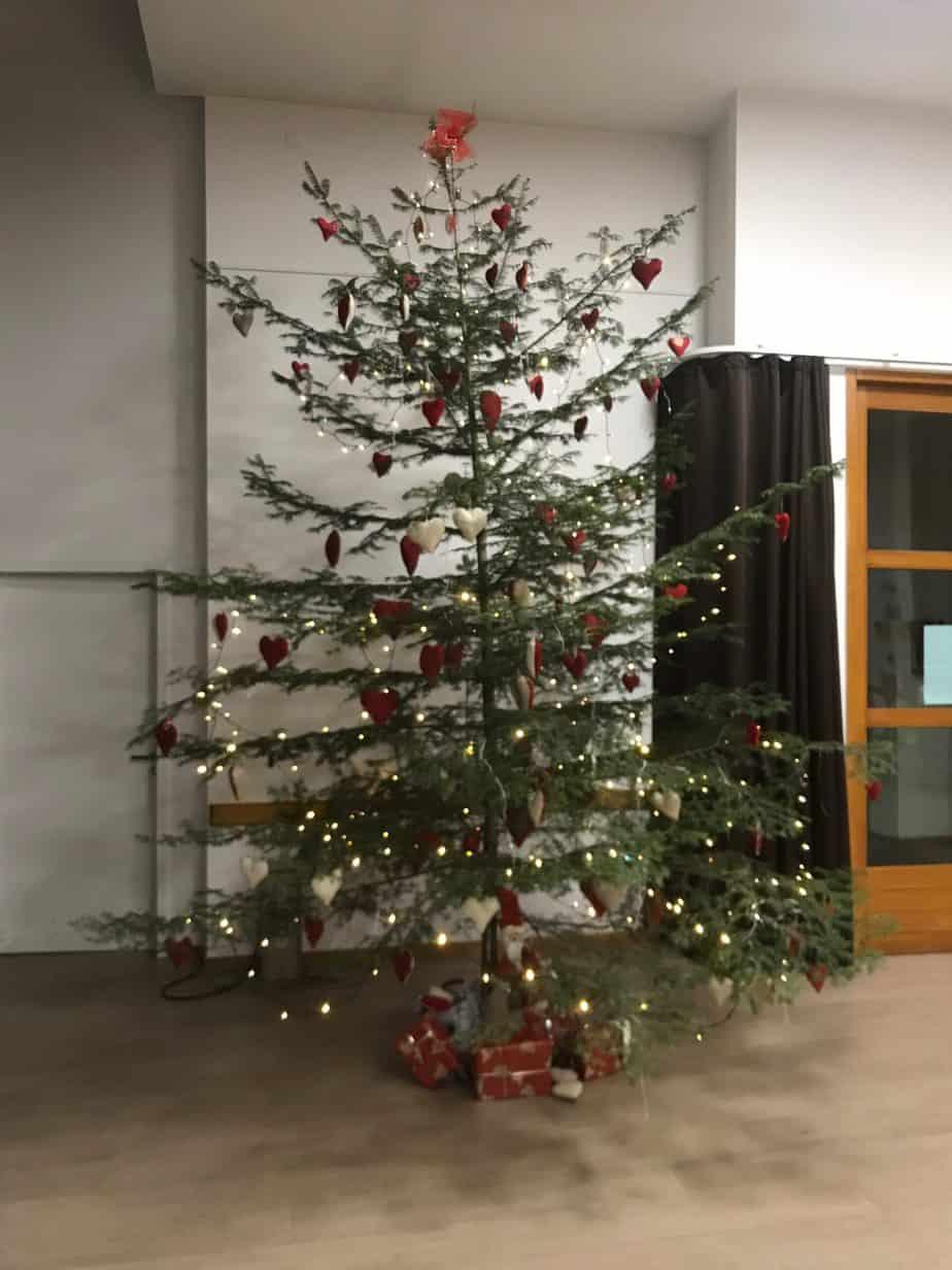 Spectacle de Noël 2020 salle des fêtes de Granges-Aumontzey