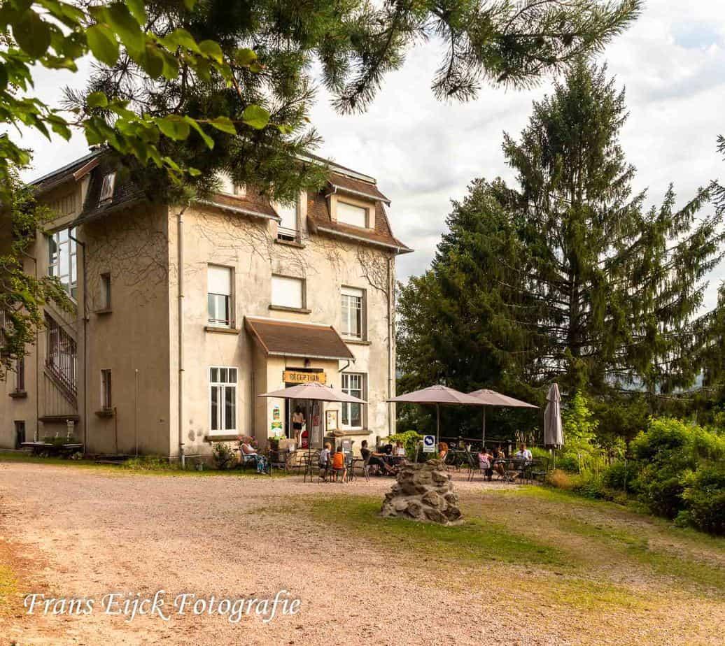 Camping du Chateau Granges-Aumontzey