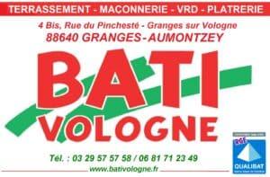 BATI VOLOGNE SARL Granges-Aumontzey