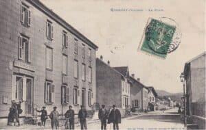 Poste de Granges-Aumontzey