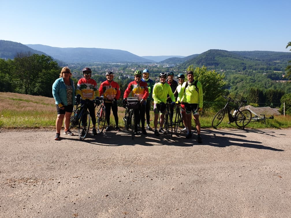 Cyclo Club Charlemagne Granges-Aumontzey