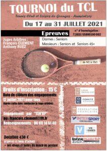 Affiche tournoi TCL 2021_Granges-Aumontzey
