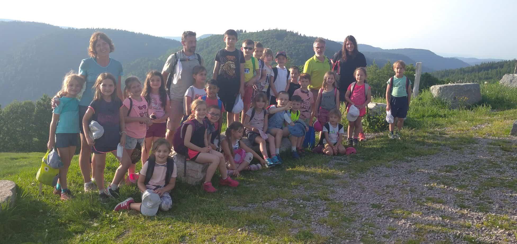 Ecole jules ferry -les CP- Granges-Aumontzey