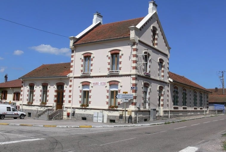 mairie d'Aumontzey