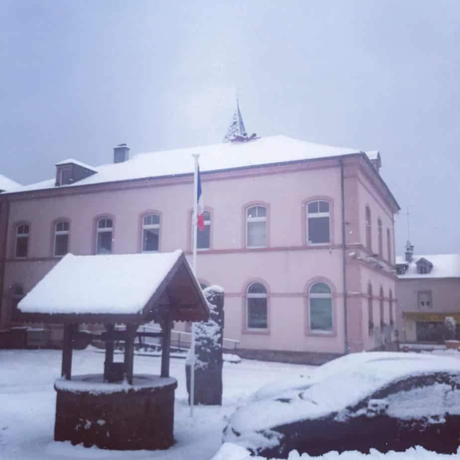 DAE-Mairie de Granges-Aumontzey