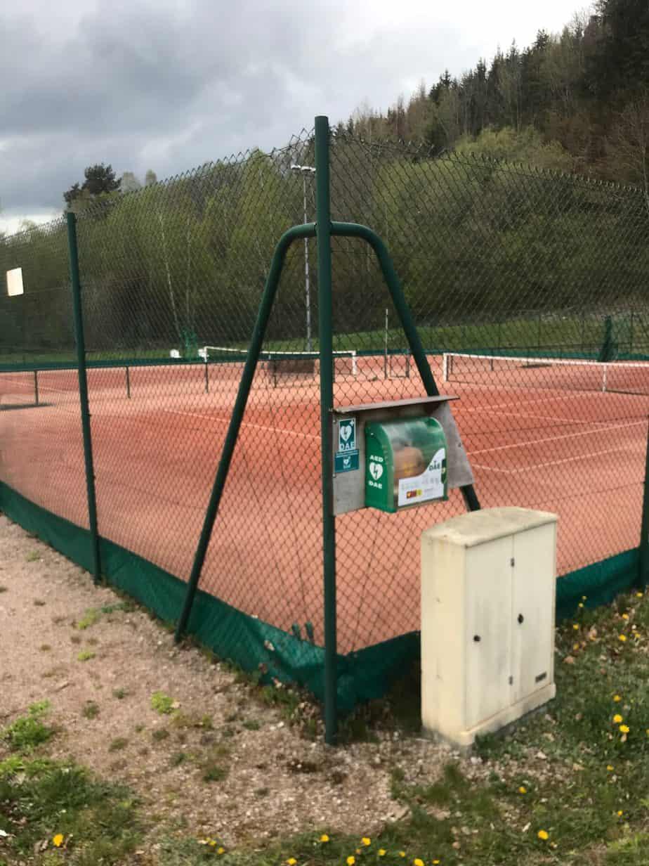 DAE-Terrain de tennis de la Xavée