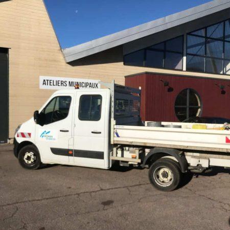 Camion service technique Granges-Aumontzey-3